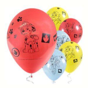 Paw Patrol Ballons