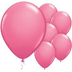rosa Ballons