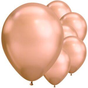 Chromballon rosé gold