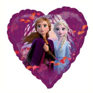 "Frozen 2 Folienballon ""Herz"""