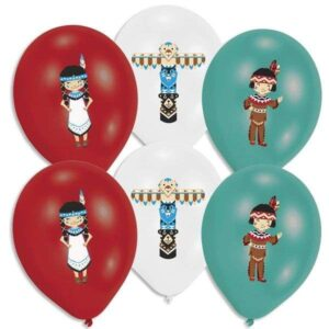 Indianer Ballons