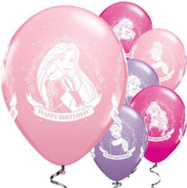 Disney Prinzessinnen Ballons 25 Stück