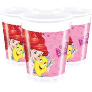 Disney Prinzessinnen Plastikbecher