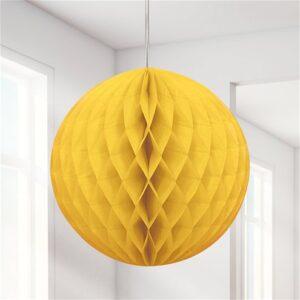 gelber Wabenball