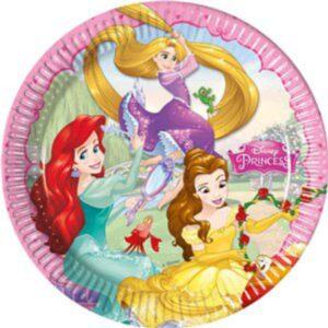 Disney Prinzessinnen Teller